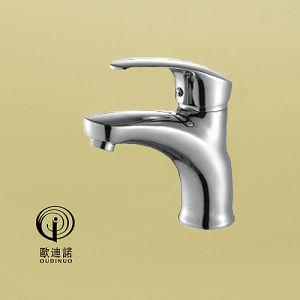 Brass Body Zinc-Alloy Handle Basin Mixer 68311 pictures & photos