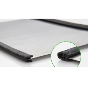 Any Shaped Rubber Extruded Foam EPDM Material Sealing Strip for Windows and Doors pictures & photos