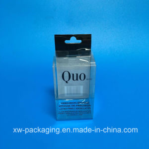 High Quality Printed Plastic Box for Cosmetic Packaging pictures & photos
