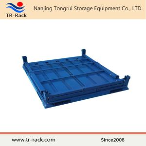 Heavy Duty Steel Container Cage for Warehouse Storage pictures & photos