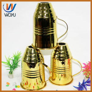 Stainless Steel Water Pipe Wind Cap Cover Nargile Carbon Tabacco Hookah pictures & photos