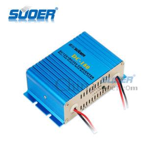 Suoer Car Set up Transformer 10A Car Power Transformer DC 12V to DC 24V Converter (DC-180) pictures & photos