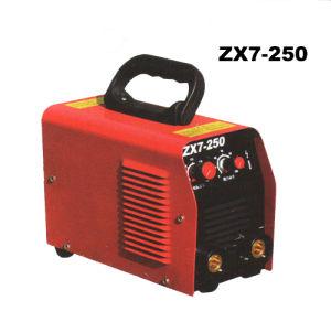 Manufacturer High Quality IGBT Inverter MMA Welder Zx7-250 pictures & photos