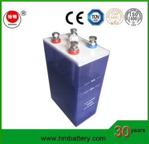 High Quality Nickel Ironbattery 12V 24V 48V 500ah Nife Batteries for Sale pictures & photos