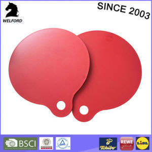 Round Cutting Board PP Chopping Board Vegetable Cutting pictures & photos