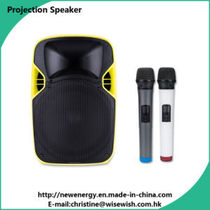 2017 New Projection Speaker Digital Speaker Mobile Speaker Wireless Speaker pictures & photos