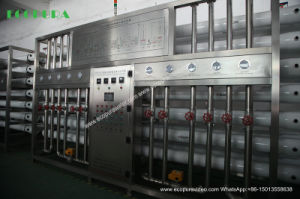 Borehole Salty Water Treatment Machine / RO Drinking Water Filter System pictures & photos