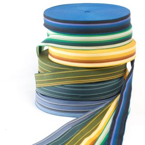 The Mixed Color Polyester Ribbon for Garments pictures & photos