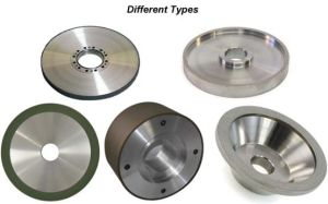 CBN, Superabrasive and Diamond Grinding Wheels pictures & photos