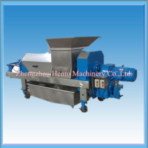 Industrial Electric Power Fruit Pineapple Juice Extractor With Double Screws pictures & photos