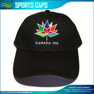 Canada 150 Year Anniversary 1867 - 2017 Embroidered Black Hat Cap Viva Souvenirs (J-NF44F15002) pictures & photos