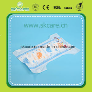 Cloth Like Magic Tape Baby Diapers with Good Price pictures & photos