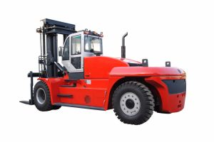 16ton Forklift Container Forklift Heavy Diesel Forklift with Cummins Engine pictures & photos