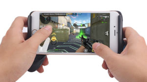 Portable Game Grip for Holding Mostly Smartphone Action Games pictures & photos