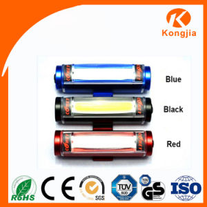 LED Light Wheels for Bikes Rechargeable LED USB Bike Light COB Tail Light