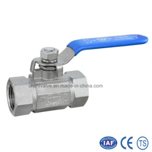 1PC Inside Thread Reduce Port Ball Valve with Patented Product pictures & photos