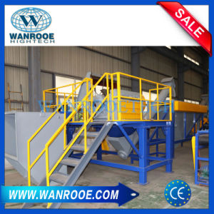 Plastic Bottle Crushing Washing Recycling Equipment pictures & photos