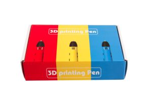 Fashion Christmas Gifts Children Toys 3D Printer, 3D Drawing Pen with LED, USB Function in Wholesale pictures & photos