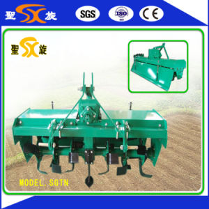 Wide Blades Pto Tractor Tiller for Stubbling and Cultivating (SGTN-160) pictures & photos