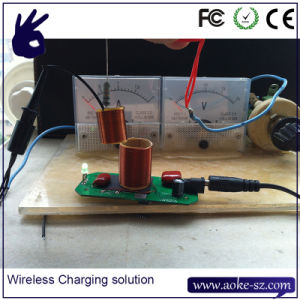 Electronic Cigarette Wireless Charging Solution PCBA pictures & photos