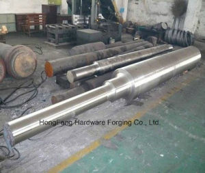 Customized High Quality Carbon Steel Forged Shaft pictures & photos