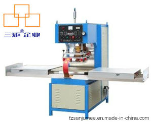 5kw Turntable High Frequency Plastic Welding Machine for EVA/PVC/PU Blister Packing pictures & photos