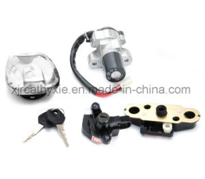 Lock Set for Cub Cup with Good Quality of Motorcycle Parts pictures & photos