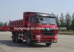 Sinotruk Hohan J7b 340HP 6X4 Dump Truck pictures & photos