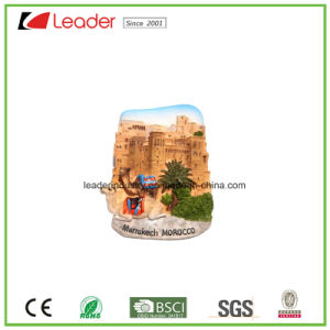 Hand Painted Polyresin Souvenir Refrigerator Magnet for Tourism Collection and Promotion Gifts pictures & photos