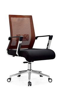 Modern Furniture Green Office Mesh Executive Chair Set pictures & photos