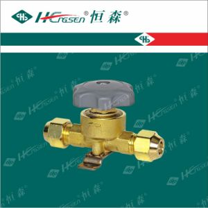 Joining Hand Valve/Hand Valve/Refrigeration Fittings pictures & photos