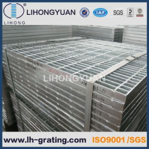 Hot DIP Galvanizing Plain Steel Grating for Walkway pictures & photos