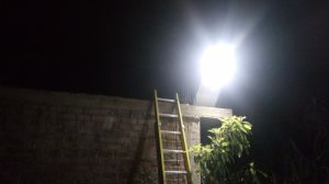 Dusk to Dawn Solar Street Lights 100W, LED Lighting System pictures & photos