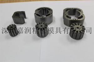 Stator Rotor Core for Shaded Pole Motor pictures & photos
