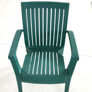 Plastic Arm Chair Mould (HY007) pictures & photos