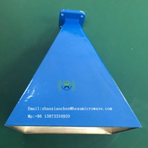 C-Band Microwave Unit Horn Antenna pictures & photos