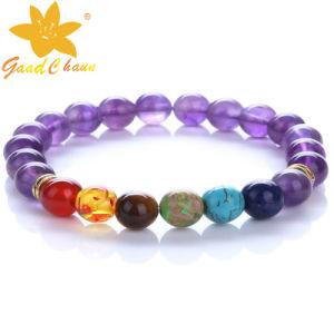Sem-16112818 Original Fashion Amethyst Beads Handmade Bracelets pictures & photos