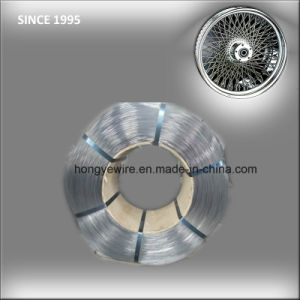 Hot Sale Motorcycle Spoke Steel Wire pictures & photos
