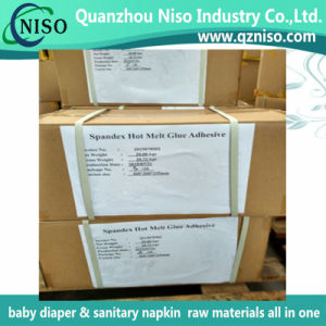 SGS Certification Construction Hot Melt Glue Adhesive for Diaper pictures & photos