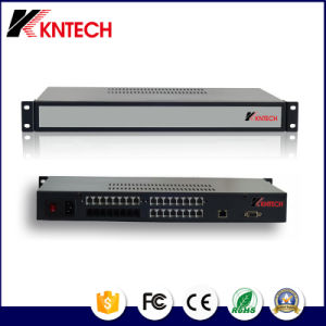 2017 New Design Integrate Kntech Knpb-24 Analogue PBX pictures & photos