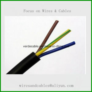 Copper Conductor Flexible Cable, Electric Cable for Equipment, Building and Industry pictures & photos