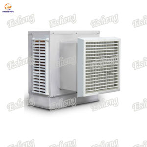 Energy-Saving 8000m3/H Metal Body Breezair Evaporative Air Cooler pictures & photos