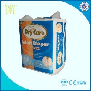 OEM Brand Old People Nappy Disposable Eco Friendly Best Incontinent Adult Diaper pictures & photos