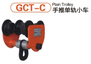 Lifting Manual Trolley for Chain Hoist