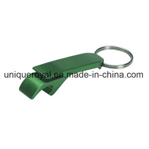 Aluminum Bottle Can Opener Key Ring pictures & photos