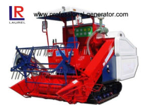 45HP Combine Harvester for Rice Wheat pictures & photos
