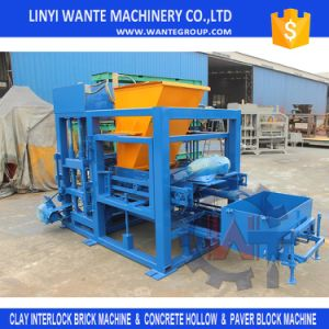 Fully Automatic Hollow Block/Paver/Curbstone Block Making Machine pictures & photos