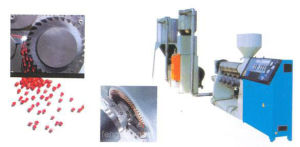 We Offer Our Customers Advanced PVC Hot Cutting Granulating Plant pictures & photos