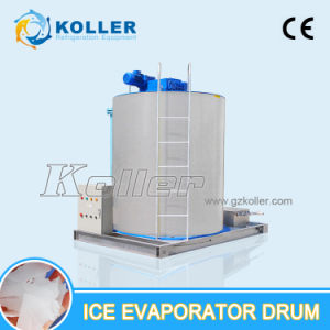 20t Industrial Heavy Duty Evaporator Drum for Flake Ice Machine pictures & photos