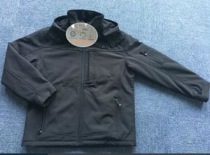 Heated Softshell Fever Jacket, Winter Jacket, Thin Cotton Jacket pictures & photos